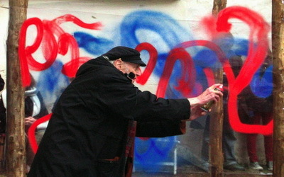 L'art du graffiti