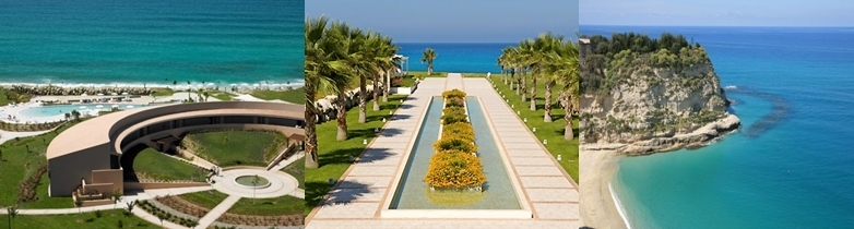 Capovaticano Resort Thalasso & Spa, Tropéa