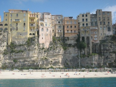 Tropea (Calabre) Photo Catherine Gary