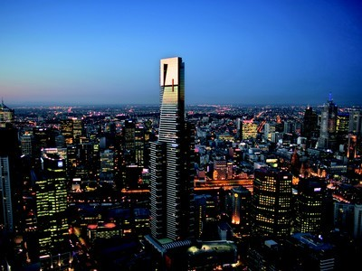 Tour Euréka Tower à Melbourne (Photo Australian Tourism)