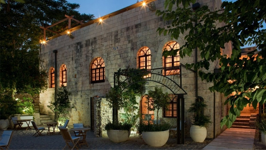 ALEGRA, le Boutique-Hôtel à Ein Kerem (Photo André Degon)