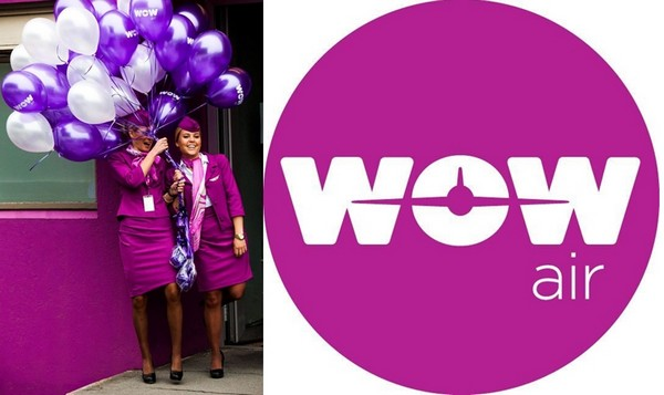 WOW AIR fête ses 5 ans.  © wow Air
