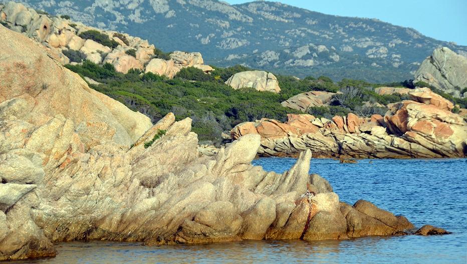 Le domaine de Murtoli renferme des demeures patriciennes et des bergeries de luxe dispersées entre plages, maquis et montagnes. Crédit photo David Raynal