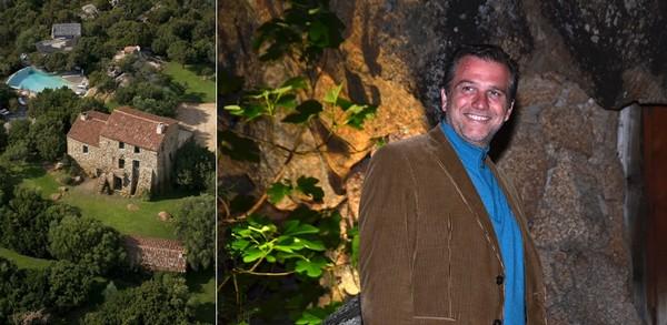 Depuis 22 ans, Paul Canarelli 48 ans est le maître de ces lieux. Crédit photo Camille Moirenc/David Raynal