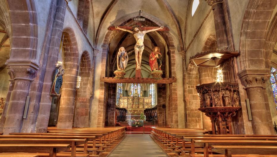 Eglise paroissiale Kayserberg   © OT Kayserberg