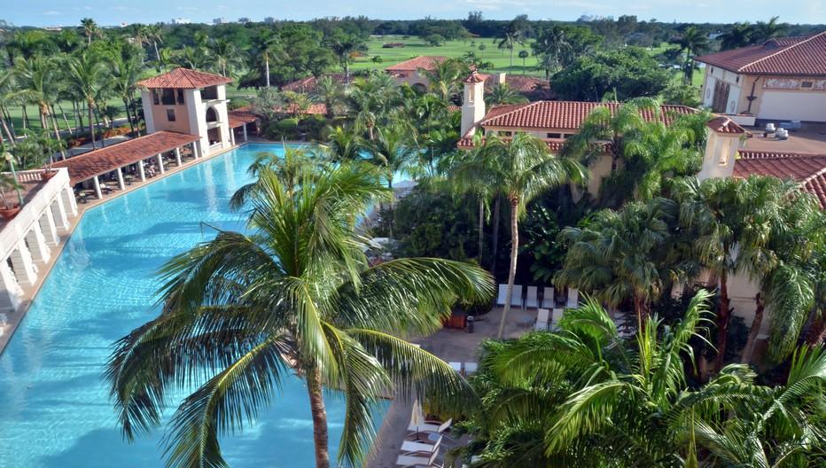 : Aujourd'hui encore, grâce au talent visionnaire de George Merrick, le Biltmore offre une oasis de tranquillité loin de l'agitation de Miami.  © David Raynal