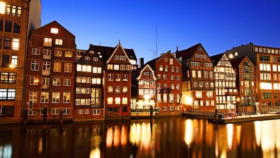 Hambourg, une ville et une histoire architecturale à nulle autre pareille. © Ori