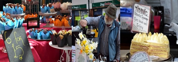 Chaque vendredi, samedi et dimanche, le marché bat son plein. Les étals chatoyants de plus de 150 marchands regorgent de produits divers et parfois étonnants.  © David Raynal