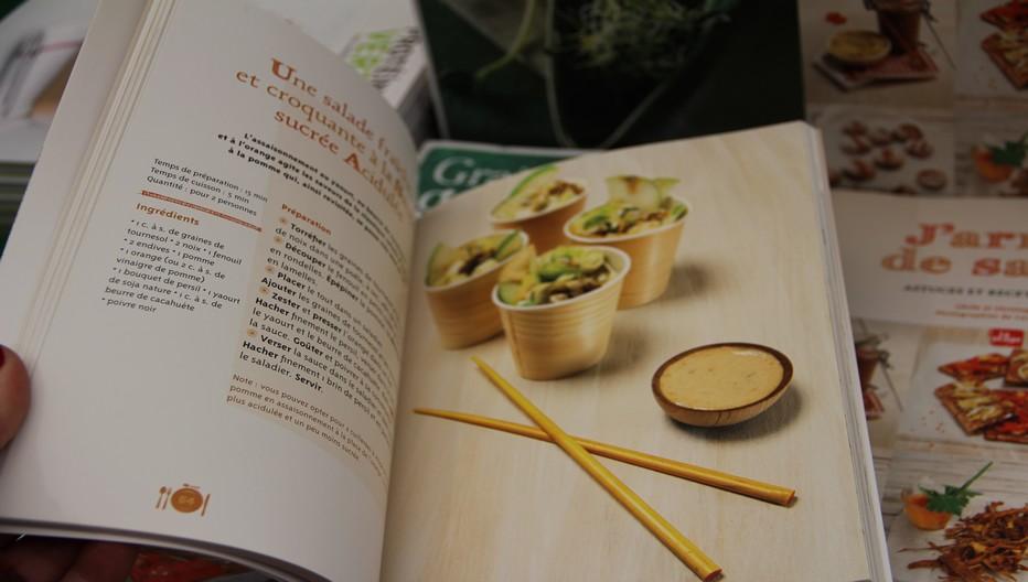 Cette édition 2016 autour des « Tables de France » abordera de nombreuses thématiques entre tradition, métissage et nouvelles pratiques culinaires. Ainsi, les livres de chef côtoieront les ouvrages sur la cuisine du quotidien. © SILG