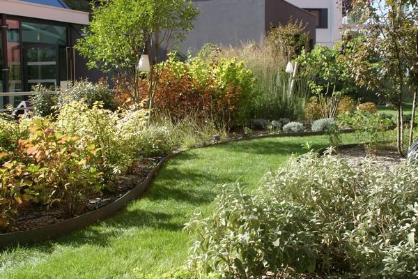 C'est l'emplacement, le terrain et son environnement qui accompagneront le choix d''implantation de jardins de ce type autour des NOMAD Hôtels. © Richard Bayon