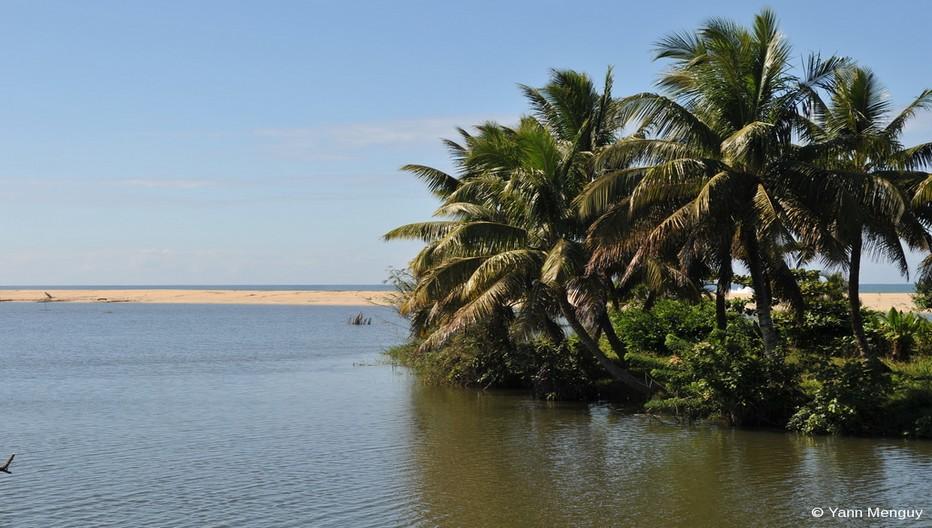 Madagacar une île-continent à la biodiversité et aux paysages uniques. © Yann Menguy