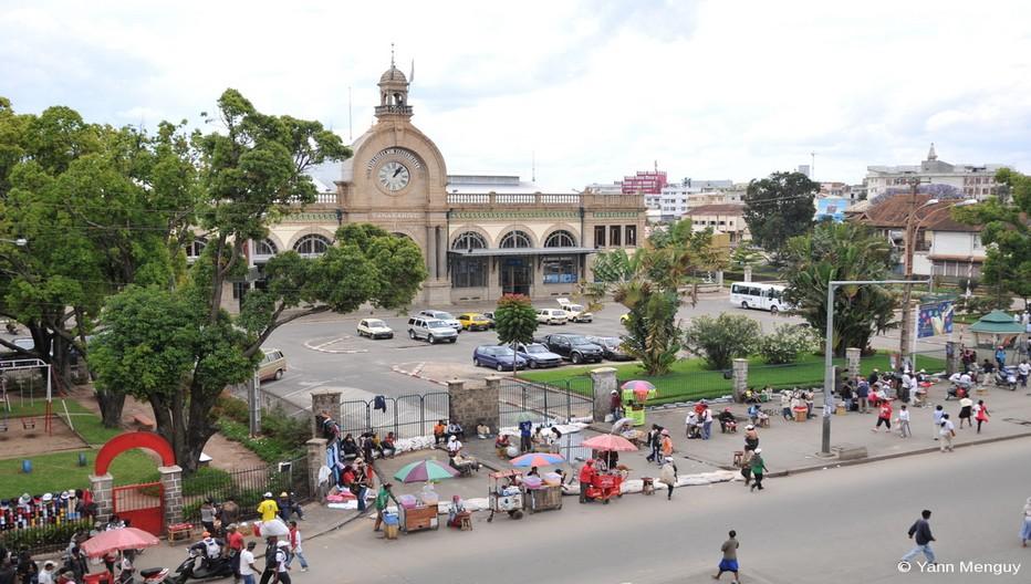 Antananarivo gare de Sorano © Yann Menguy