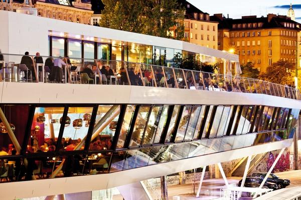 Restaurant Motto and Fluss à Vienne  © O.T. Vienne Christian Stemper