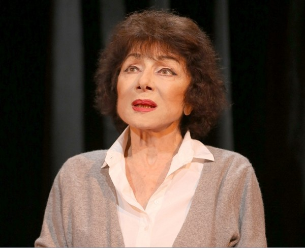 L'Amante anglaise au Théâtre Lucernaire avec Judith Magre. Copyright Lot