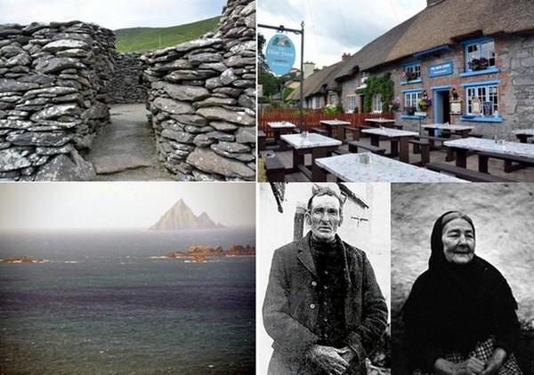 Le Blasket Center raconte l'histoire de ces Irlandais courageux et opiniâtres qui poussés par la famine, s'implantèrent durant trois siècles sur ces îles inhospitalières.© David Raynal et © D.R.Blasket Center