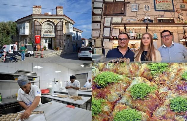 Véritable institution de la ville, la boulangerie de la famille Imren propose depuis sa création en 1941 de délicieuses pâtisserie et sucreries orientales. Crédit photo David Raynal