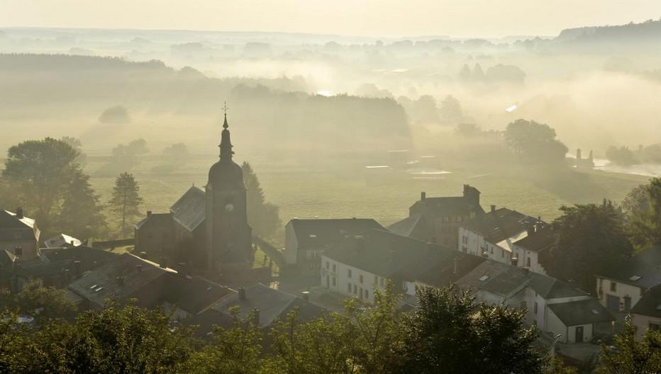 L'Ardenne est un lieu où de nombreuses rivières prennent leur source, comme la Lesse, L'Ourthe, L'Amblève, la Sûre. Crédit photo J.L.Flémal