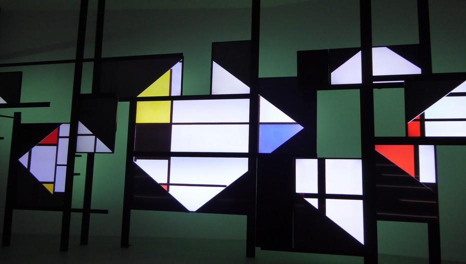 Maison de Mondrian   © Catherine Gary