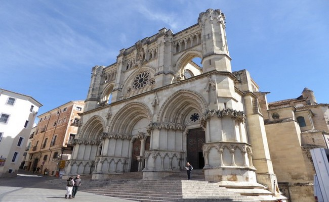 Cathédrale de Cuenca .© Catherine Gary