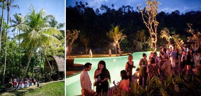 Le festival de la gastronomie d'Ubud sur l'île de Bali s'est imposé comme le principal événement culinaire de l'Asie du Sud-Est  © Ubudfoodfestival