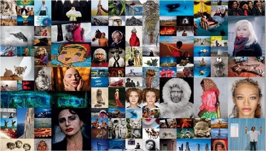 Depuis le 3 mai  et jusqu'au 18 septembre, National Geographic célèbre 125 ans de voyages et présente à cette occasion quelque 100 photos emblématiques Galerie de minéralogie, jardin des plantes. Photos des nombreuses couvertures  du magazine ® National Geographic