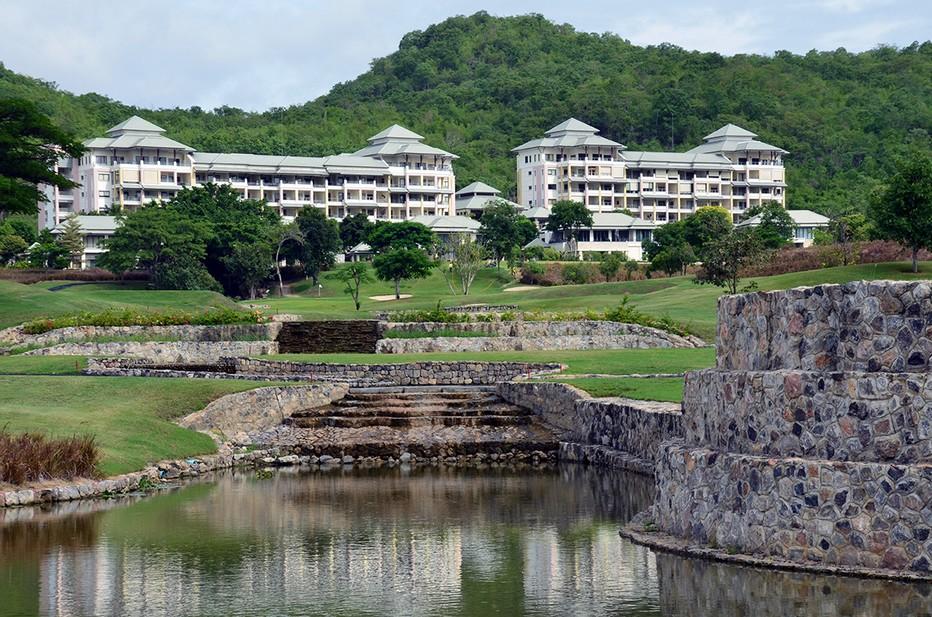 Le parcours du Black Mountain a déjà accueilli trois tournois internationaux et a remporté plusieurs prix internationaux. En 2014, il a par exemple été élu « Meilleur parcours de golf en Asie-Pacifique ».© David Raynal
