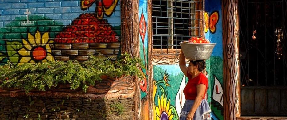 Depuis quelques années, le Salvador s'ouvre de plus en plus au tourisme.  Copyright visitcentroamerica.com