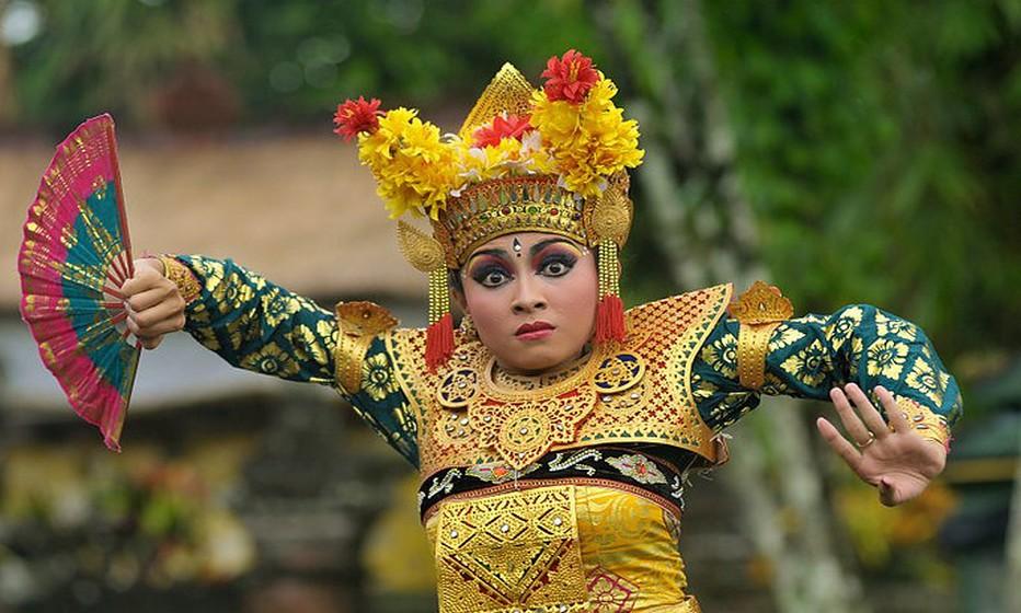 Les visiteurs pourront également assister à des spectacles de danse traditionnelle indonésienne et s'initier dans le cadre d'un atelier à son apprentissage © O.T. Wonderfull Indonesia