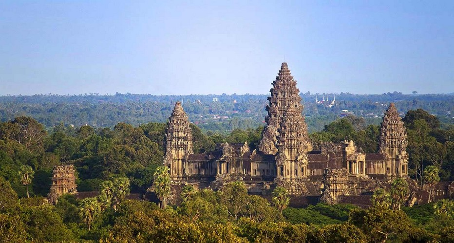 Les temples d'Angkor le temps d'une escale au Cambodge © www.asiaget.fr