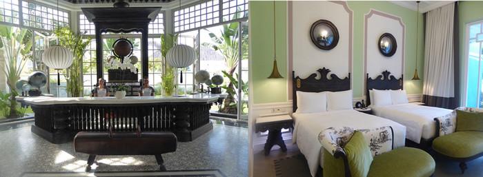L'hôtellerie de luxe est l'un des fleurons de la Success story vietnamienne.© C.Gary