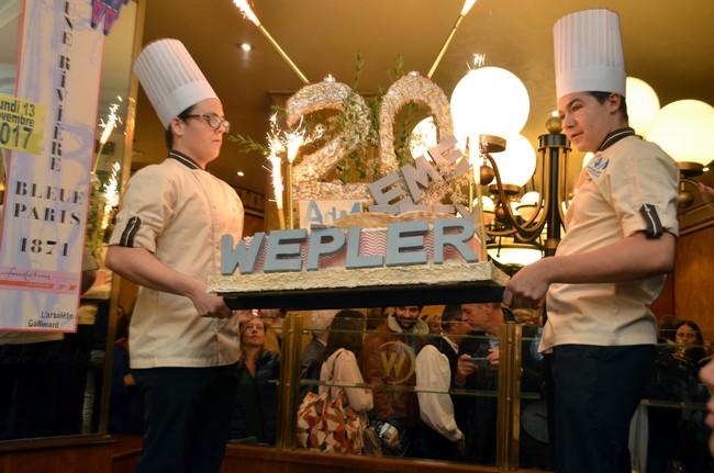 Le prix Wepler-Fondation La Poste a fêté ses 20 ans. Crédit photo David Raynal