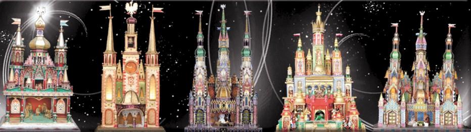 Cette tradition des crèches cracoviennes remonte au XIXe siècle. Crédit photo office de tourisme de Pologne.