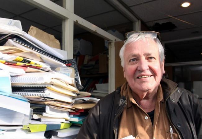 Jean Picollec :  Un phénomène dans le monde de l'édition. Copyright David Raynal