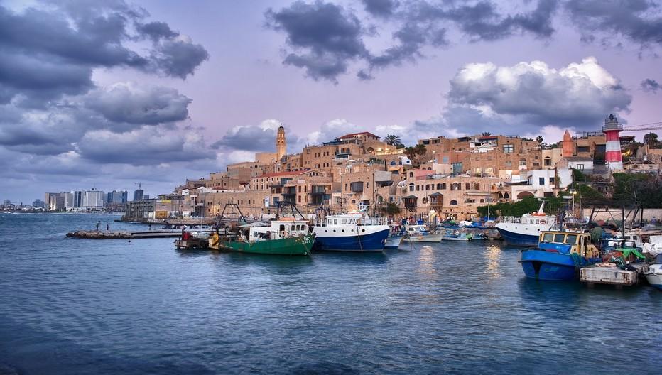 La vue sur la baie de Tel Aviv fait oublier l'effort de la montée vers cet ancien port de l'Antiquité. (Copyright Lindigomag/Pixabay)