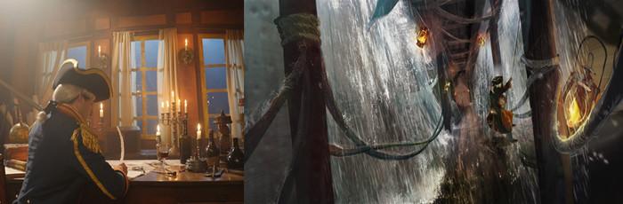 Après plus de 3 ans sur les océans du monde le navire de La Pérouse sombrera au large de l'Australie… (Copyright Puy du Fou)