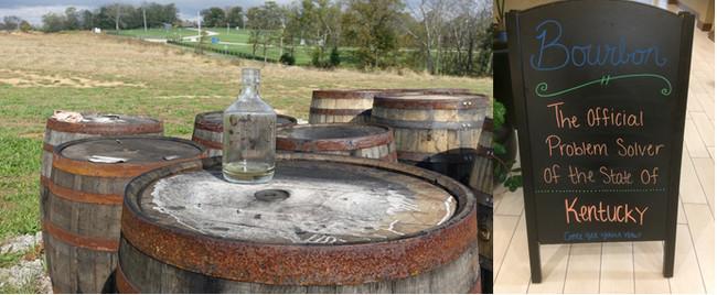 Le bourbon fait partie intégrante de l'histoire et de la bonne santé financière du Kentucky © Xavier Bonnet