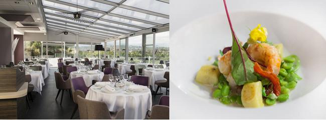 L'Hôtel Spa  la Baie des Anges ****propose également  un voyage au cœur de l'aromathérapie qui se prolonge jusque dans l'assiette où notre chef crée une cuisine authentique et raffinée aux saveurs subtiles. Copyright Thalazur Antibes