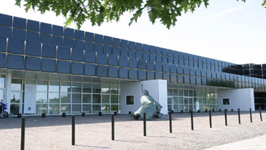 Le MAM, le musée d'art contemporain de la ville de Saint-Etienne © OT pays de Loire