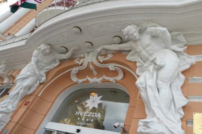 Marienbad Architecture baroque et rococo © C.Gary