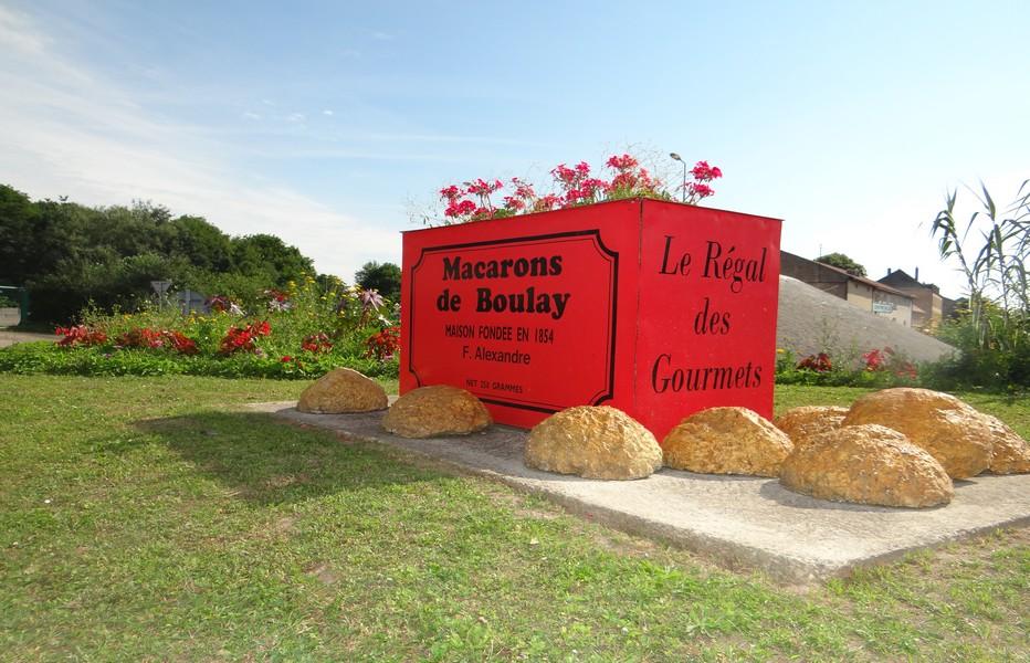 À Boulay, les macarons sont rois ! ©Bertrand Munier