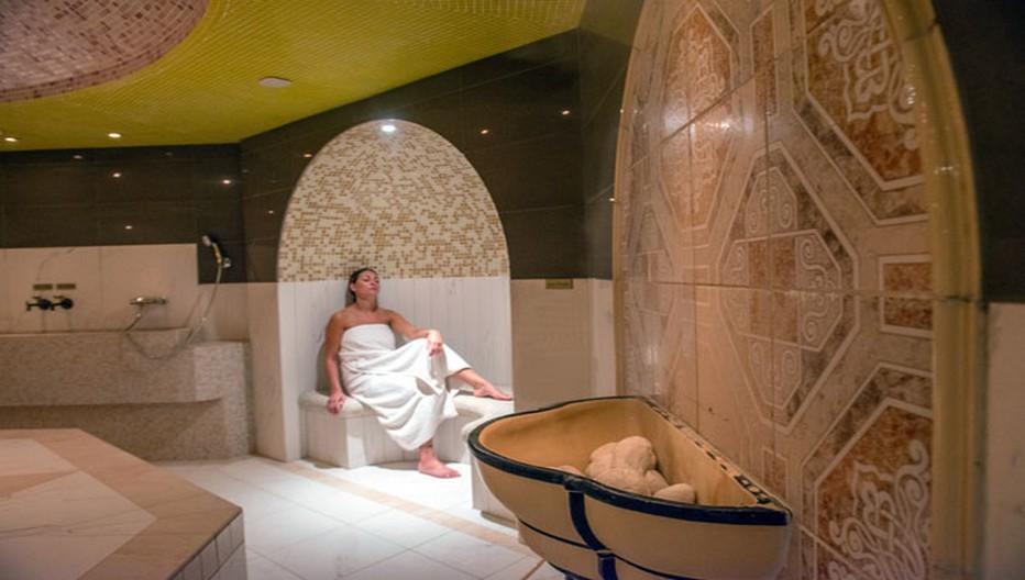 Hammam Grand Spa Thermal de Brides-les-Bains @ E.Dudan