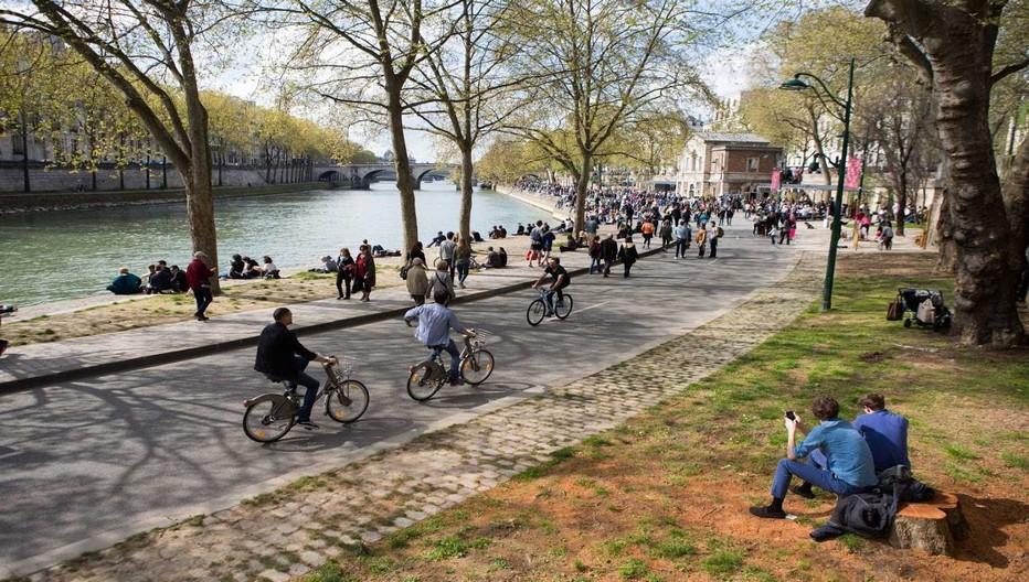 Les bords de Seine - Journées du Patrimoine 2018 - @Paris.fr