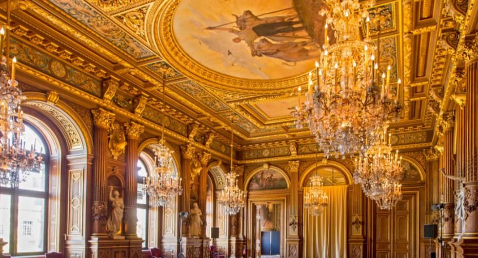 Salon de l'Hôtel de Ville de Paris - Journées du Patrimoine - @ Paris.fr
