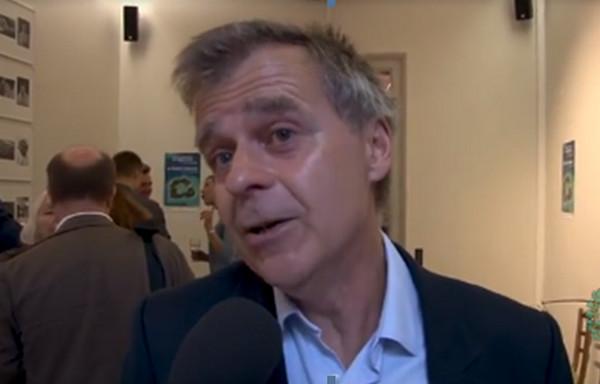 Philippe Subra, le directeur scientifique du festival. @ www.fig.saint-die-des-vosges.fr/
