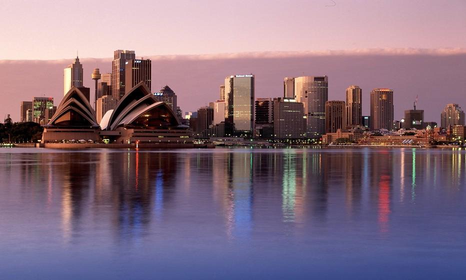 """Christophe Vissant : """"Cette aventure longue de six mois me fera partir de  Sydney en passant par Melbourne, Adelaïde, Perth, Darwin, Cairns, Brisbane et boucler la boucle à Sydney."""" @ OT Australie"""
