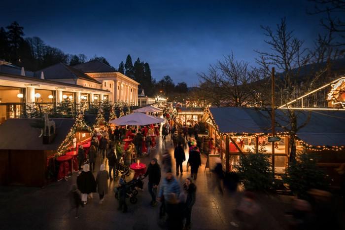 Marché de Noël à Baden-Baden ©  DR