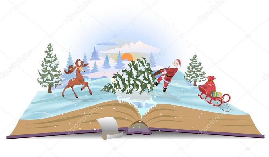 Des livres pour Noël... @ Lindigomag/Pixabay