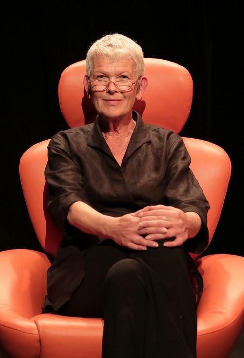 Anne Pinson actuellement au Studio Hébertot  dans  PSY cause(s ) - @ Studio Hébertot