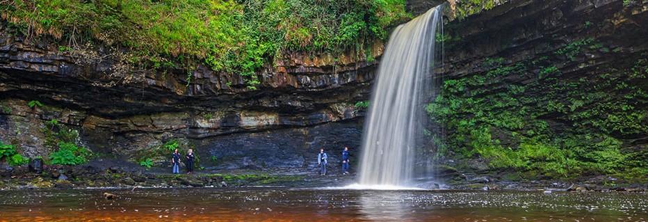Penderyn est donc un savant mélange de tradition et de modernité. @Visit Wales.