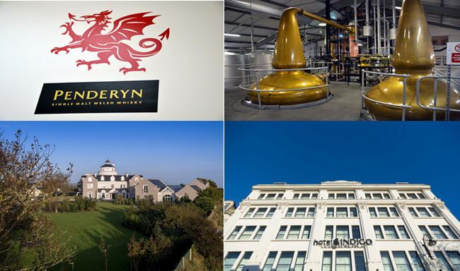 Penderyn, le nectar du pays de Galles